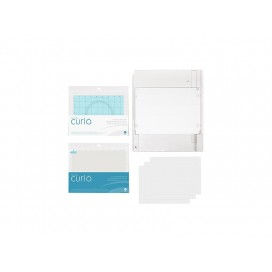 6 in. x 8.5 in. Curio Base (1/pack)