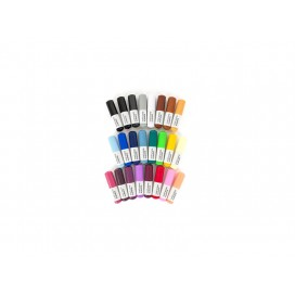 Silhouette Sketch Pen Starter Kit -24 Colors (1/pack)