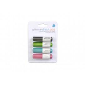 Silhouette Sketch Pen(Glitters) (1/pack)