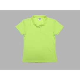 Polo Women's T-shirt(mesh exterior, Green)(10/pack)