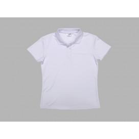 Polo Women's T-shirt(mesh exterior, White)(10/pack)