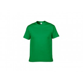 Cotton T-Shirt-Green-XXXL (10/pack)