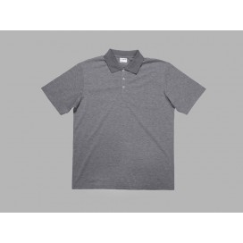 Polo Men's T-shirt(cotton feeling, Gray)(10/pack) MOQ:500