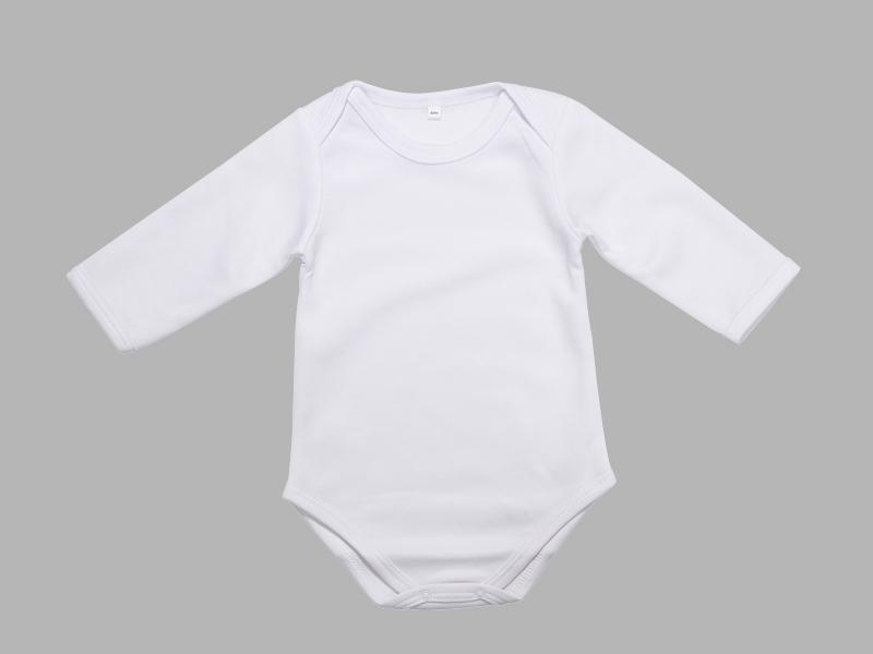Baby Onesie Long Sleeve 10 Pack Bestsub Sublimation