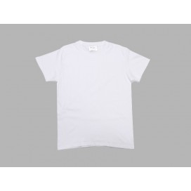Cotton T-Shirt (White)(10/pack)