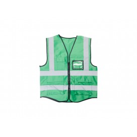 Swallowtail Reflective Vest (Green) (10/pack)