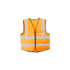 Swallowtail Reflective Vest (Orange) (10/pack)