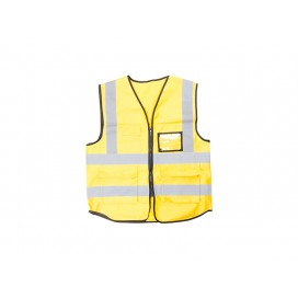 Swallowtail Reflective Vest (Yellow) (10/pack)