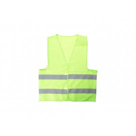Economy Reflective Vest (Light Green) (10/pack)