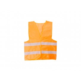 Economy Reflective Vest (Orange) (10/pack)