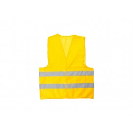 Economy Reflective Vest (Yellow) (10/pack)