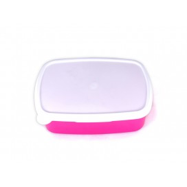 Sublimation Plastic Lunch Box with insert-PR(10/pack)