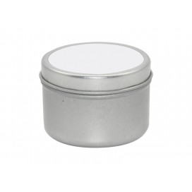 Candle Metal Tin (3.5*5cm)(10/pack)