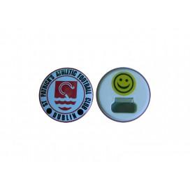 Bottle opener button(10/pack)