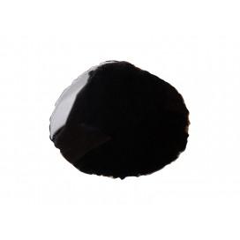 Engraving Agate Coaster (Black) (10/pack)