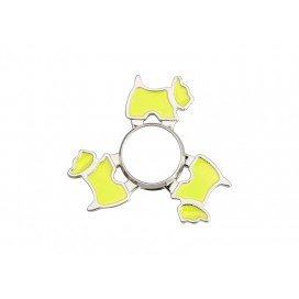 Fidget Spinner(Dog, Green)(10/pack)