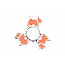 Fidget Spinner(Dog, Orange)(10/pack)