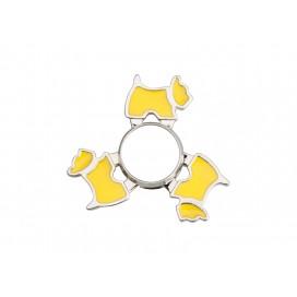 Fidget Spinner(Dog, Yellow)(10/pack)