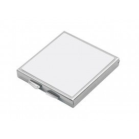 Square Shaped Compact Mirror(5.5*5.5cm)(10/pack)