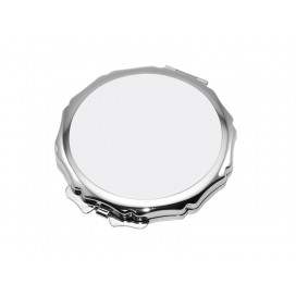 Round Shaped Compact Mirror(7.15*8.0cm)(10/pack)