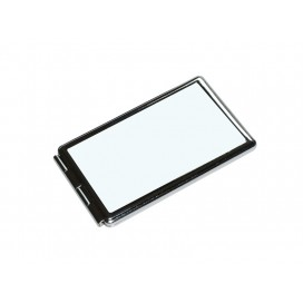 Rectangular Shaped Compact Mirror w/ Notebook(9.7*6.0cm)(10/pack)