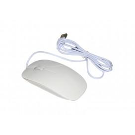 3D Sublimation Mouse (White) (10/pack)