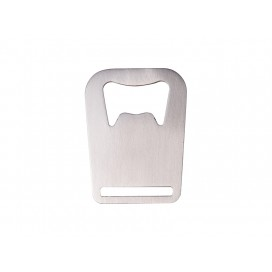 Stainless Steel Bottle Opener(Crown, 4.5*6cm) (10/pack)