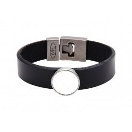 Fashion Noosa Bracelet(06,Black) (10/pack) 清完库存不卖了