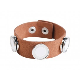 Fashion Noosa Bracelet(Brown) (10/pack)