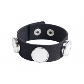 Fashion Noosa Bracelet(Black) (10/pack)