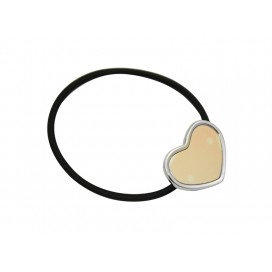 Hair Band (heart)(10/pack)