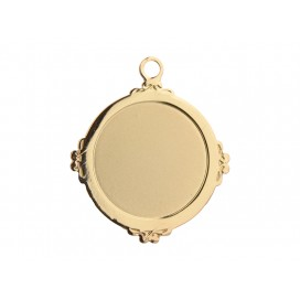 Gold Necklace (Round) (10/pack)