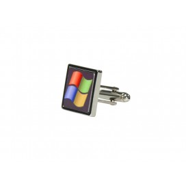 Sublimation Cufflinks-Square(10/pack)