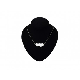 Necklace 06(Heart to Heart)(10/pack)