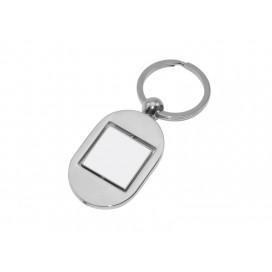 Key Ring (Rotating Square)(10/pack)