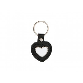 PU Key Chain (Heart) (10/pack)