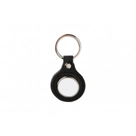 PU Key Chain (Round) (10/pack)