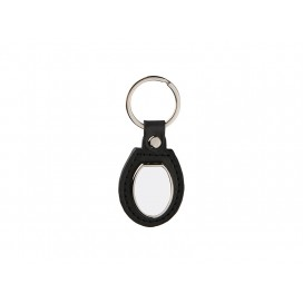 PU Key Chain (Oval) (10/pack)