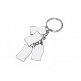 Key Ring (Flag)(10/pack)