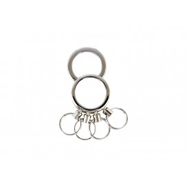Key Ring (4 Circles) (10/pack)