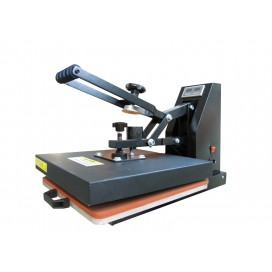 Flat Clamshell Press  (2-in-1 time and temperature display,magnet hydraulic theory)(1/pack)