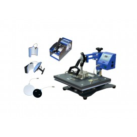 Combo Heat Press (6-in-1)(1/pack)