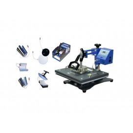 Combo Heat Press(8-in-1)-Bivolt(1/pack)