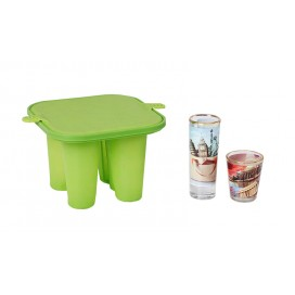 Shot Glass Mug Heater Unit(5/pack)
