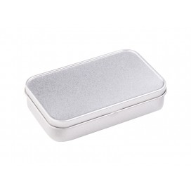 Metal Tin(Small Rectangular) (10/pack)