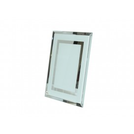 Glass Frame 04 with Mirror Edge(230×180×5mm) (10/pack)
