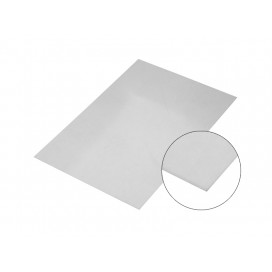Aluminum Mirror Board, Silver 10*15(10/pack)