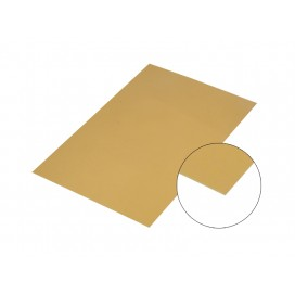 Aluminum Mirror Board, Gold 10*15(10/pack)