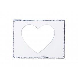Heart Shape Frame Slate(19*25cm)  (10/pack)