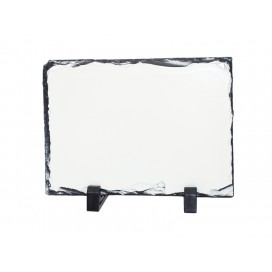 Small Rectangular Stone w/ UV Coating (15*20cm)(10/pack)